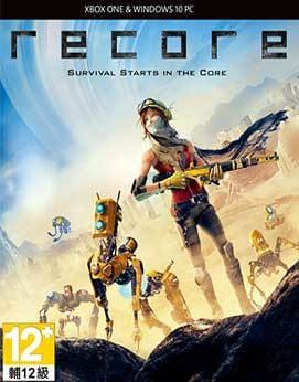 ReCore Jogos Torrent Download capa