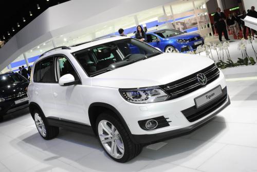 Volkswagen Downtown Toronto >> Volkswagen Downtown Toronto: 2012 Volkswagen Tiguan ...
