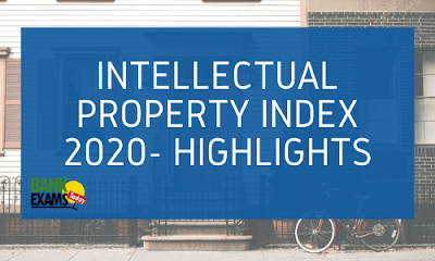 Intellectual Property Index 2020- Highlights