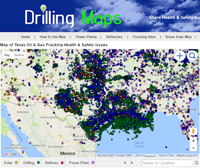 How Much Water Does Texas Use for Oil & Gas Drilling?