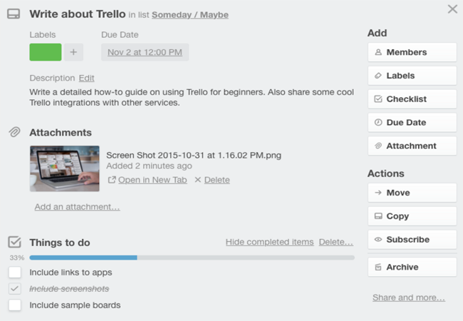 WHAT Trello And why the need?