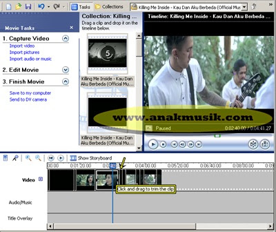 Cara Memotong Video MP4, AVI, 3GP, WMV, MKV, MPG, VOB, MOV