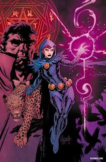 """""""Raven: Daughter of Darkness"""" la nueva serie de Raven por Marv Wolfman"""