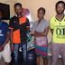 Photo: Club girl, her lover and two others arrested for withdrawing money from stolen ATM