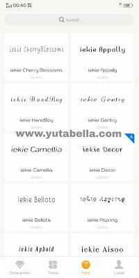 download font vivo apk