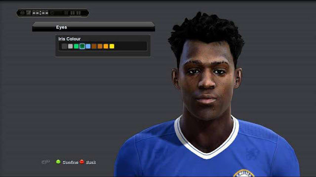 PES 2013 Batshuayi New Face