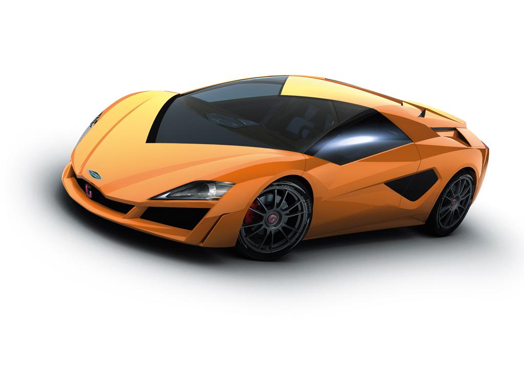 Bristol To Unveil Its 200 Mph Ev Supercar