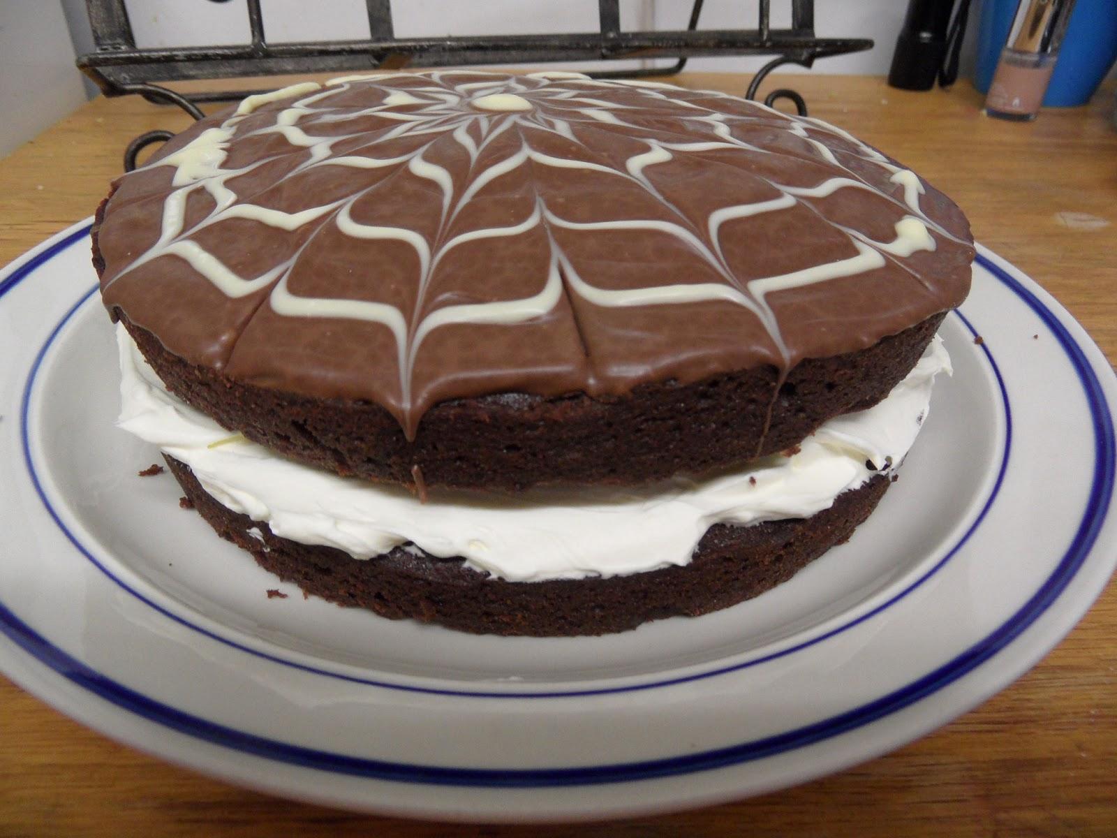 Quick Easy And Dense Cocoa Cake