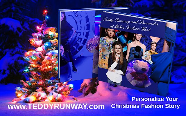 Personalized fashion books by Runway Magazine