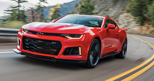 2021 Chevrolet Camaro Zl1 Coupe Review Cars Auto Express New And Used Car Reviews News Advice