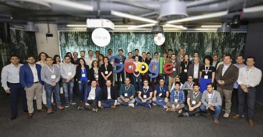 Google financiará investigaciones científicas sobre covid-19