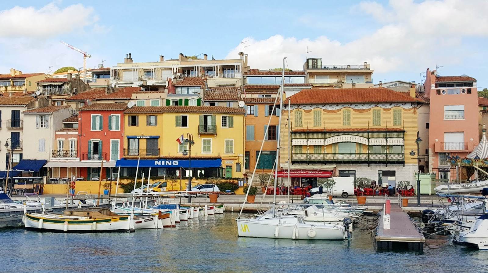 Location Canoe Cassis Our House In Provence A Special Day In Cassis With Friends And