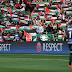 Η επίσημη ανακοίνωση της Green Brigade για τις σημαίες της Παλαιστίνης