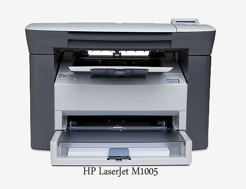 Driver HP LaserJet M1005 MFP Series for Windows 7