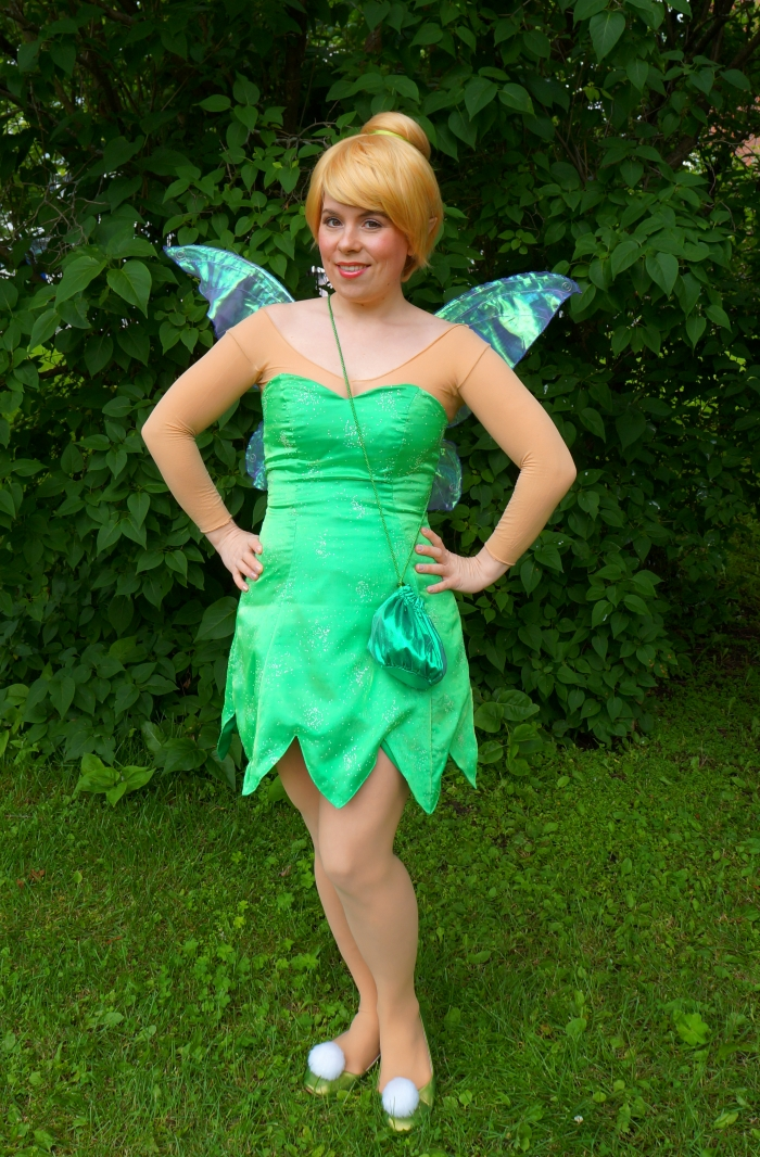 Sweet & Sour Baby: Tinkerbell Adult Cosplay Costume ...