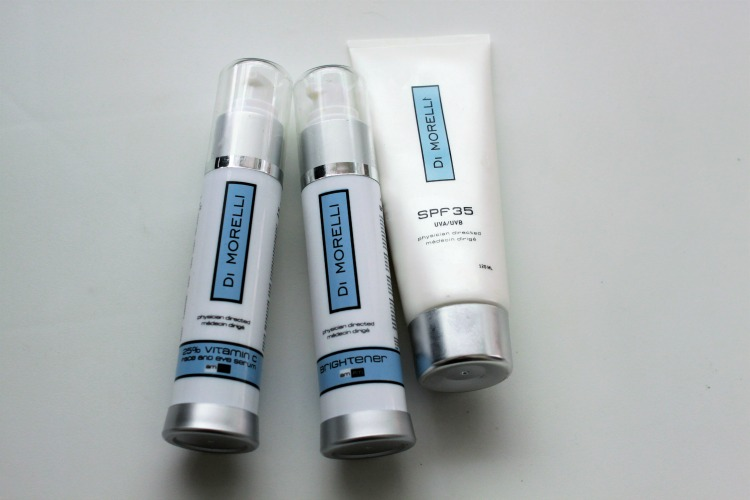 di morelli skin brightening review