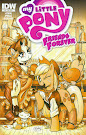 My Little Pony Friends Forever #8 Comic Cover Subscription Variant