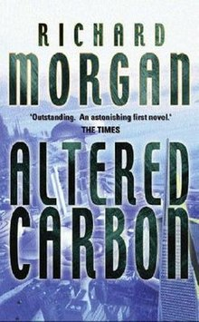 Altered Carbon by Morgan