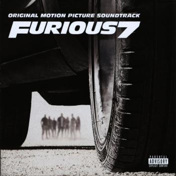 CD - Trilha Sonora Velozes e Furiosos 7 (2015)