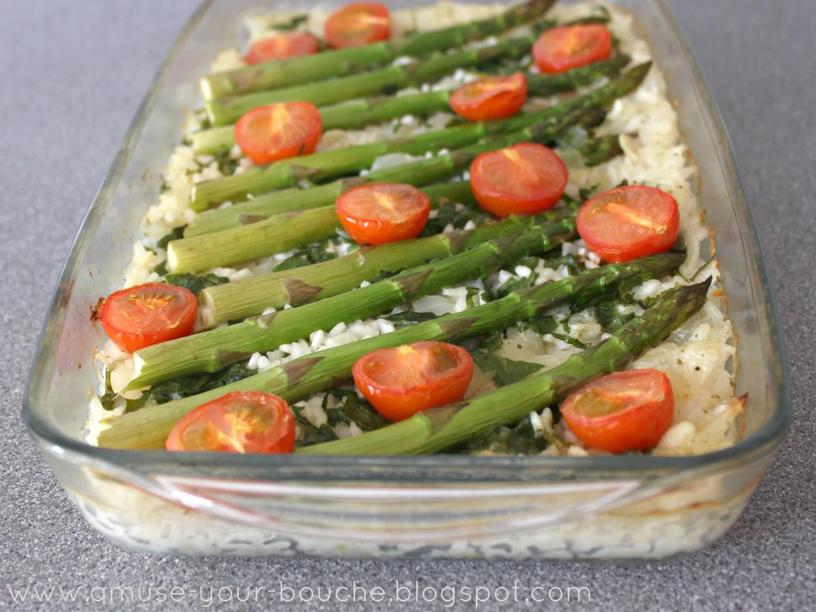 asparagus and gas