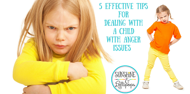 Raising or dealing with a child who has anger issues can be a difficult job, to say the least, but these 5 effective tips will help you stay calm and give your child life long strategies to deal with the emotion of anger.