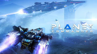 planet commander Apk Terbaru Mod money