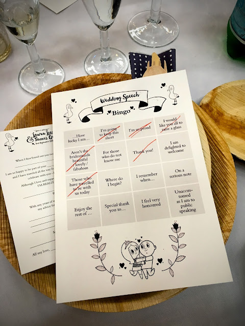 The Wedding: Stationery (and cutting costs) by Laura Lewis