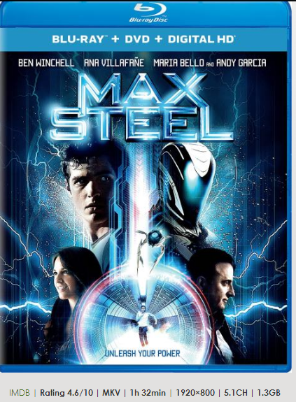max steel hdrip english subtitle