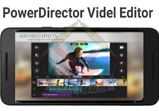 Tampilan PowerDirector