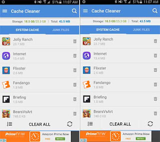 App Cache Cleaner - Pembersih Cache Android