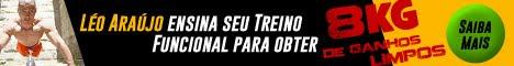 Como ganhar massa muscular com Leo Araujo
