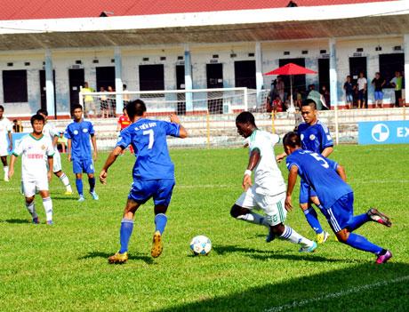 Than Quảng Ninh buộc phải thắng nếu muốn có mặt ở V-League 2014