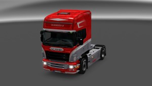 Vamitra Skin for Scania RJL