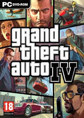 GTA 4 Jeux PC