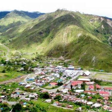Kota Mulia di Papua, Daerah Terdingin di Indonesia