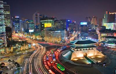 Geografi Negara Korea Selatan