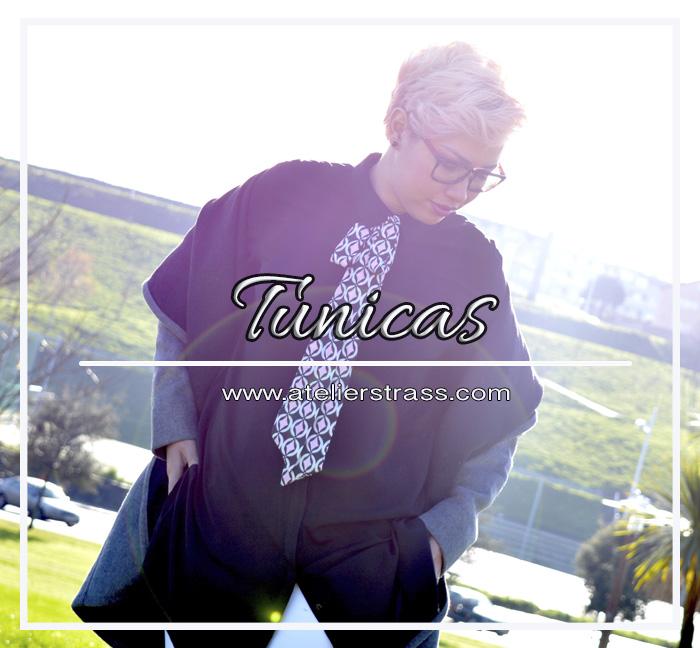 tendencia camisas tunicas
