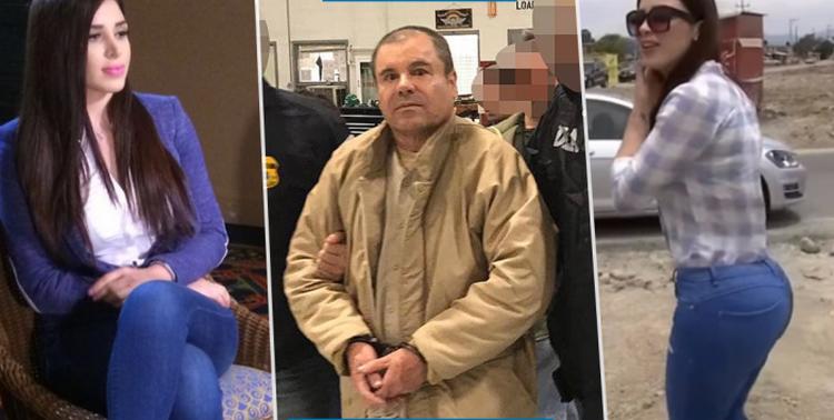 """""""El Chapo"""" ignora al juez… sólo tiene ojos para Emma"""