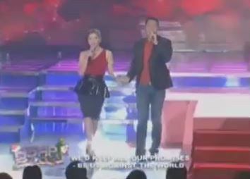 "Flashback: Zanjoe Marudo And Angel Locsin Sang ""The One That Got Away"" In ASAP"