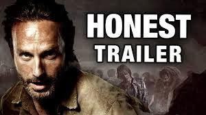 The Walking Dead: è arrivato l'honest trailer!