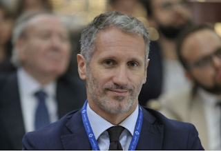 Domenico Colotta, presidente di Assocomunicatori