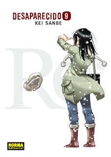 "Reseña de ""Desaparecido"" (Boku dake ga inai machi) vol. 9, de Kei Sanbe - Norma Editorial"