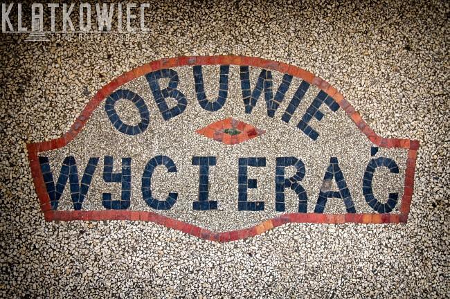 Kraków: gdzie mi z tymi brudnymi buciorami?