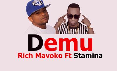 Rich Mavoko Ft. Stamina - Demu Audio