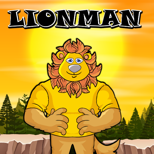 Play Games2Jolly The Lion Man Rescue