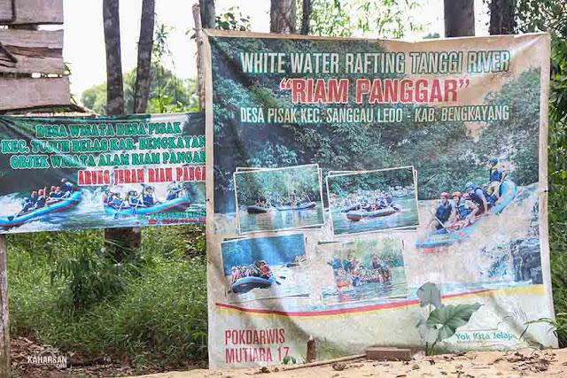 arum jeram Wisata Riam Pangar Di Bengkayang Cocok Bagi Keluarga Dan Anak Muda - kaharsa