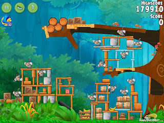 ANGRY BIRDS RIO Cover Photo