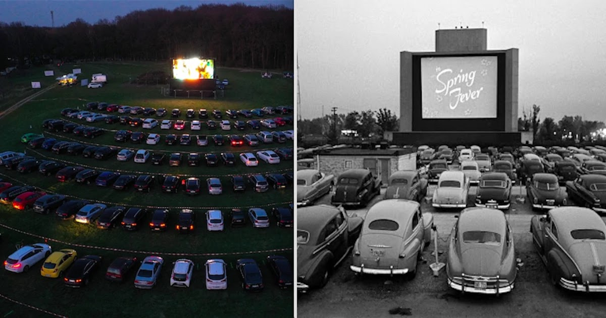 Drive-In Movie Theatres Make Massive Comeback While Cinemas Around The World Close Down