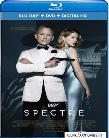 Spectre 2015 Dual Audio Hindi Bluray Download