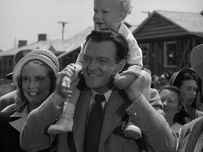 Janet Leigh, Van Heflin - Act of Violence (1949)
